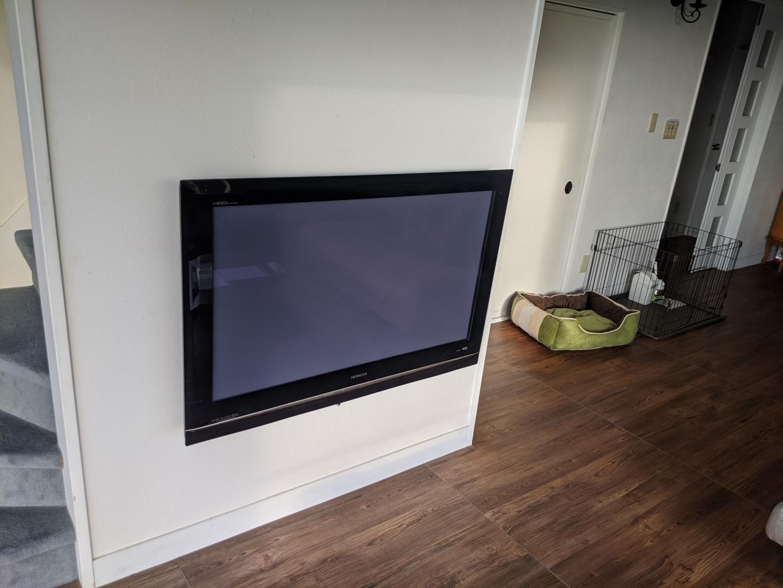 42インチテレビ